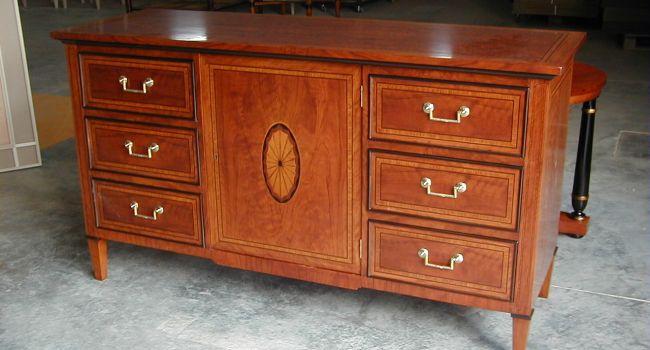 Fabricación de mobiliario