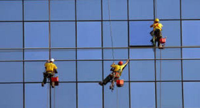 Trabajos verticales.